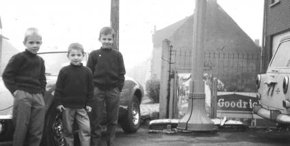 50 jaar garage Fiems